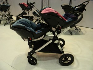 Bloom Stroller Car Seat Compatibility
