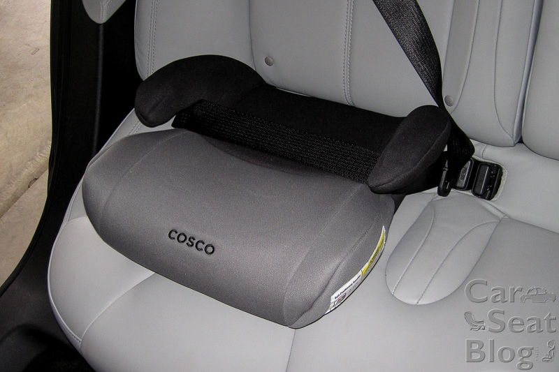 Harmony Booster Seat Instruction Manual