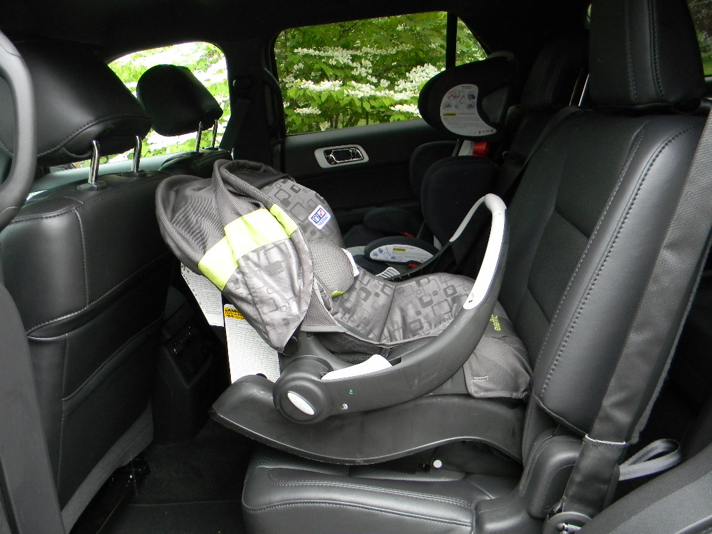 Ford Focus  Baby Car Seat