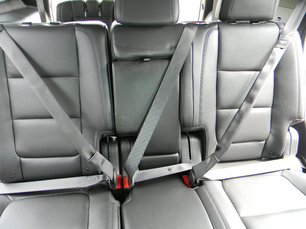 Car Seats And Seat Belt Airbags