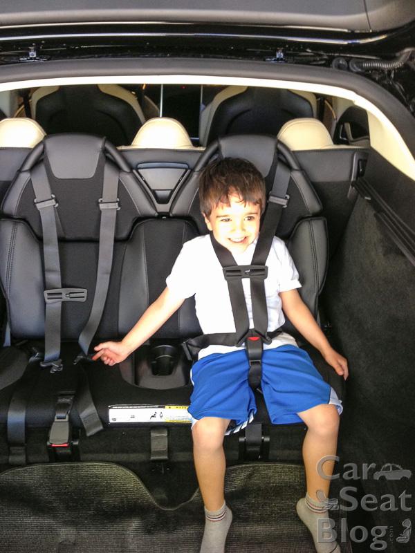 Year Old No Car Seat