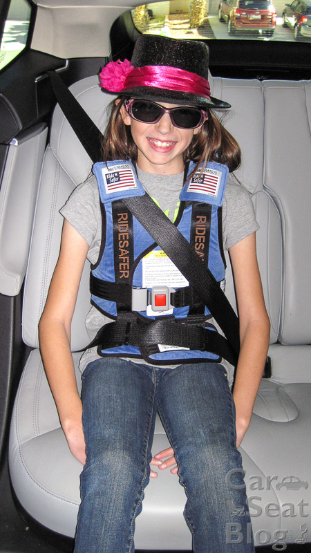 Ride Safe Vest >> Carseatblog The Most Trusted Source For Car Seat Reviews Ratings