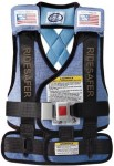 RideSafer Travel Vest 3 -Blue