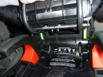 Britax Frontier 90 LATCH Storage