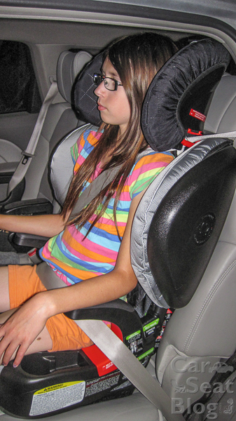 Car Seat With Seatbelt Age
