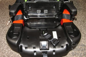 Pinnacle no cover seat pan
