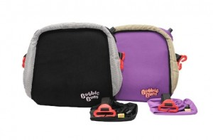 BubbleBum black and purple