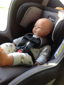 "20"" Newborn Doll - without infant insert"