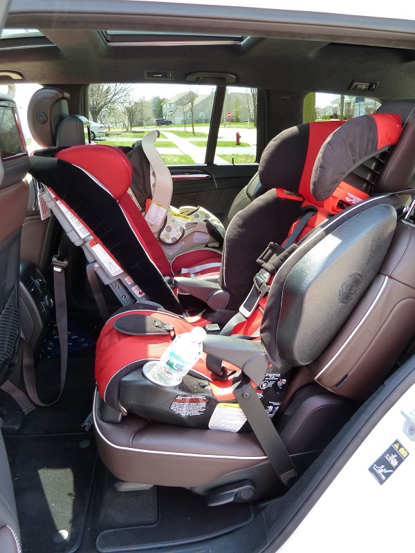 Most Spacious Suv For Car Seats