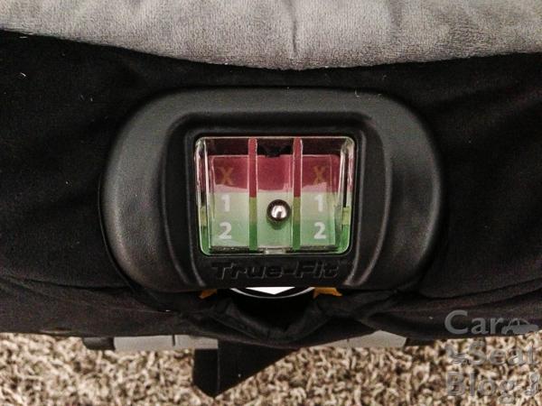ialert car seat #9