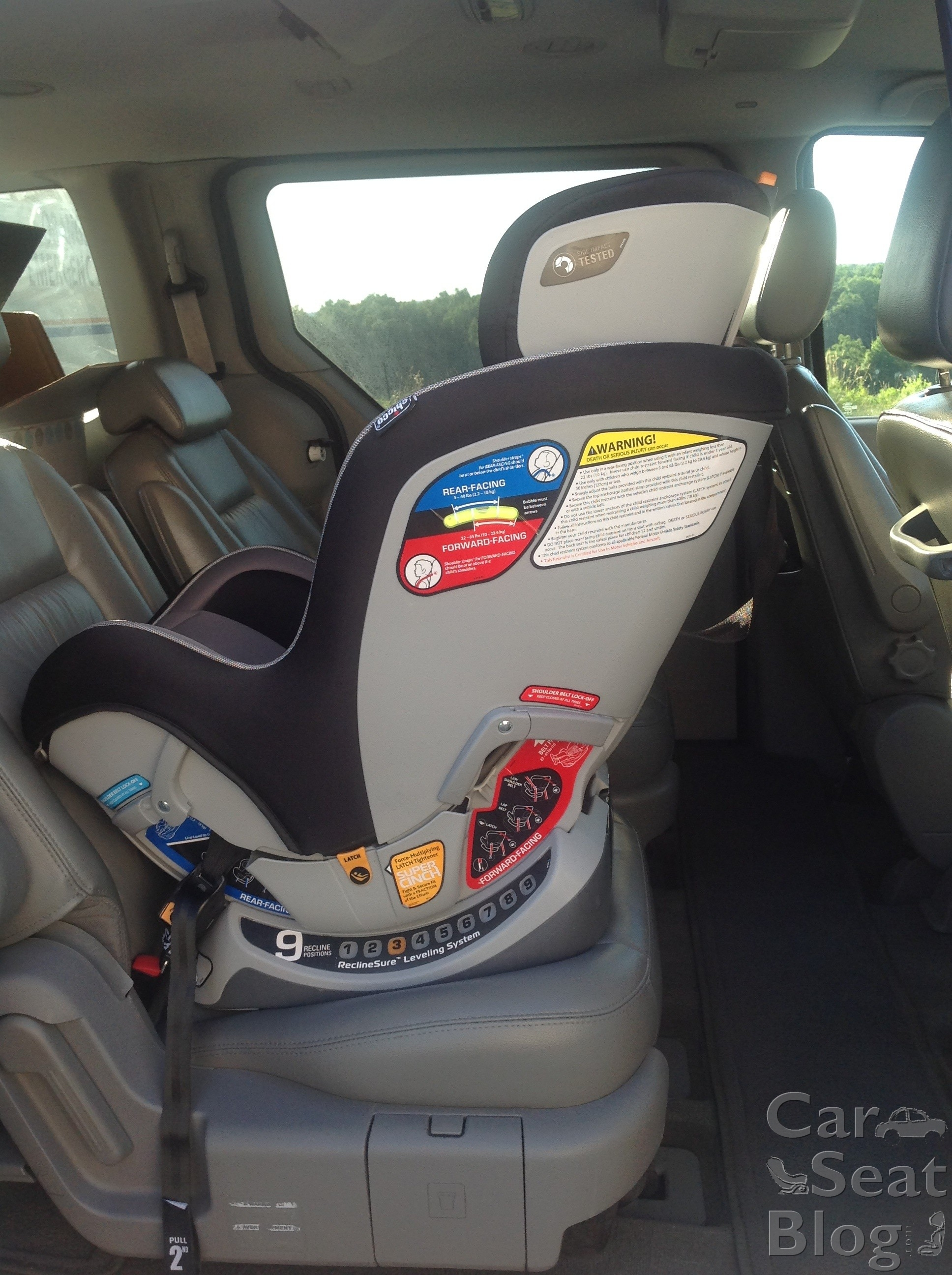 Chicco Nextfit Car Seat Cover Installation