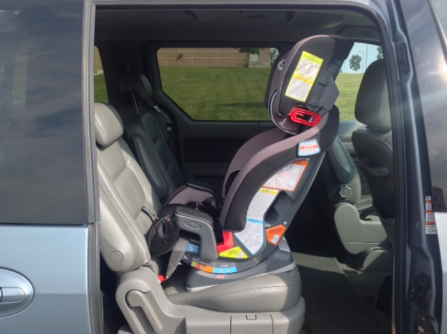 Graco Milestone  In  Car Seat Reviews