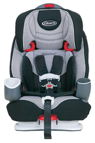 Graco Updates Their Popular Nautilus Combination Harnessed Booster Seats
