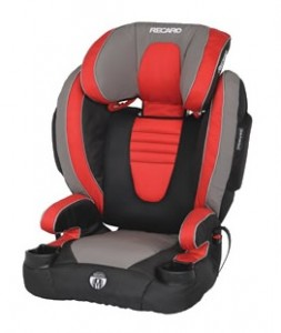 Recaro Performance Booster - Red