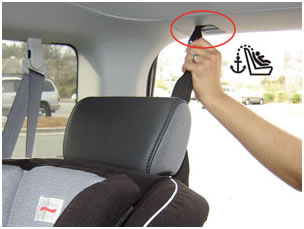 Car Seat No Top Tether