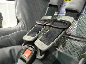 New Britax G4 HUGS pads