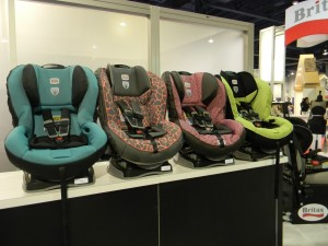 New 2014 Britax G4 Convertible fashions