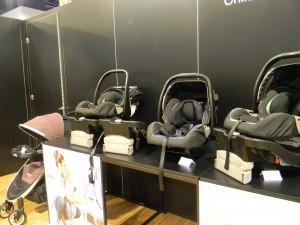 Recaro Guardia Infant Carseat & Stroller