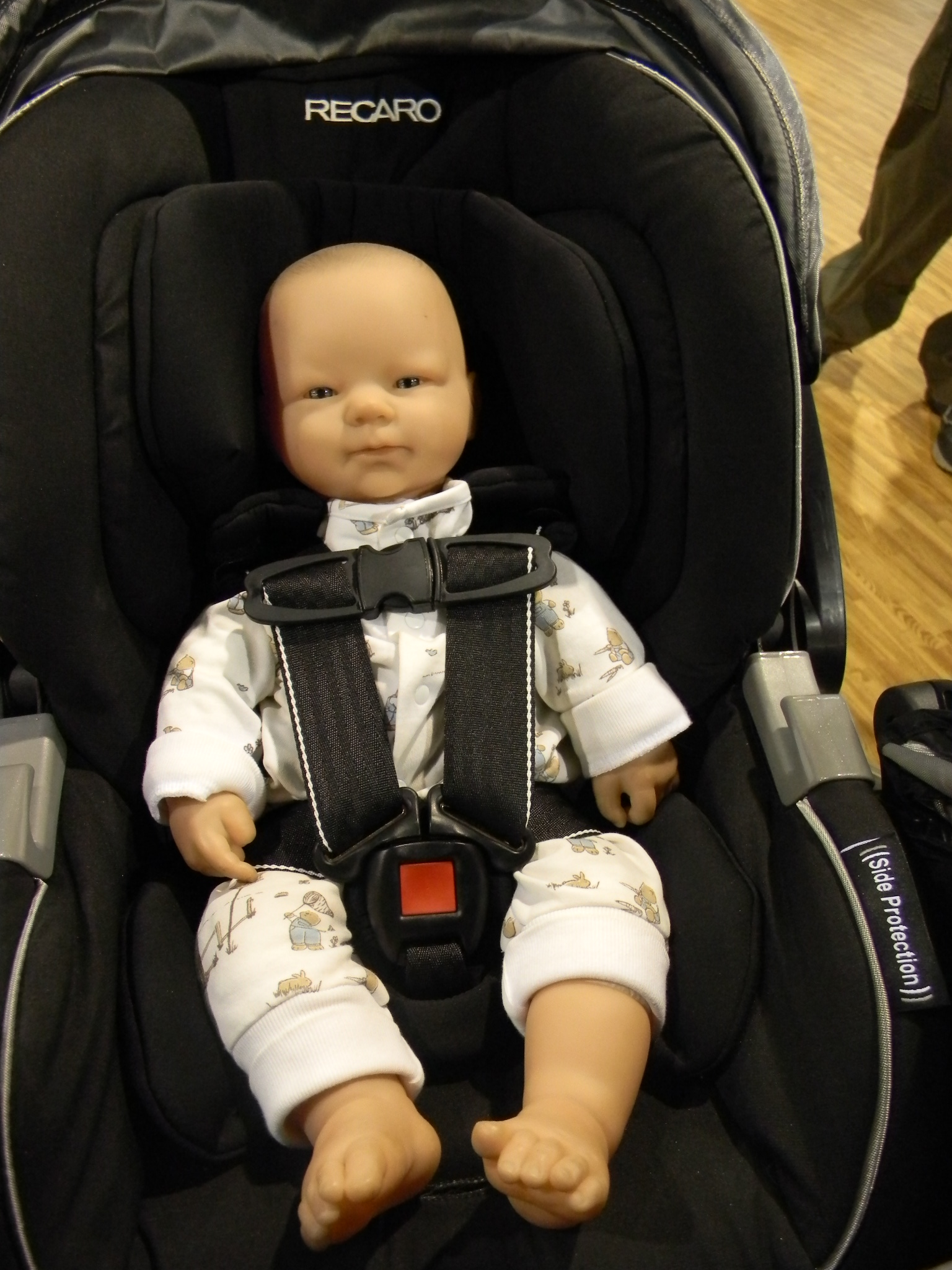 Recaro Guardia Infant Seat