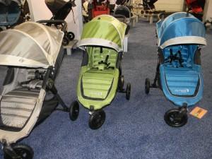 Baby Jogger City Mini GT - New 2014 Colors