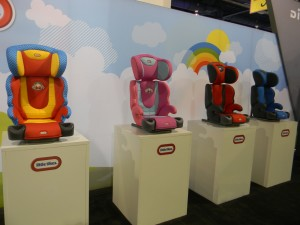 Little Tikes Boosters