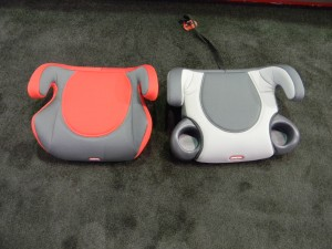 Little Tikes Backless Boosters