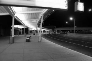 Passenger Pick-Up Terminal 5