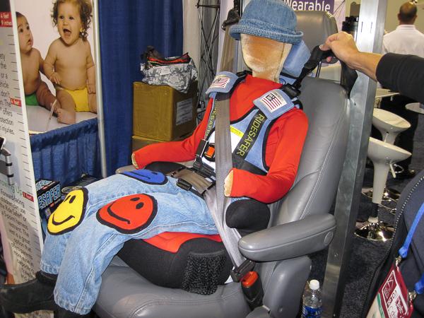 Safe Traffic System Ride Safer Travel Vest