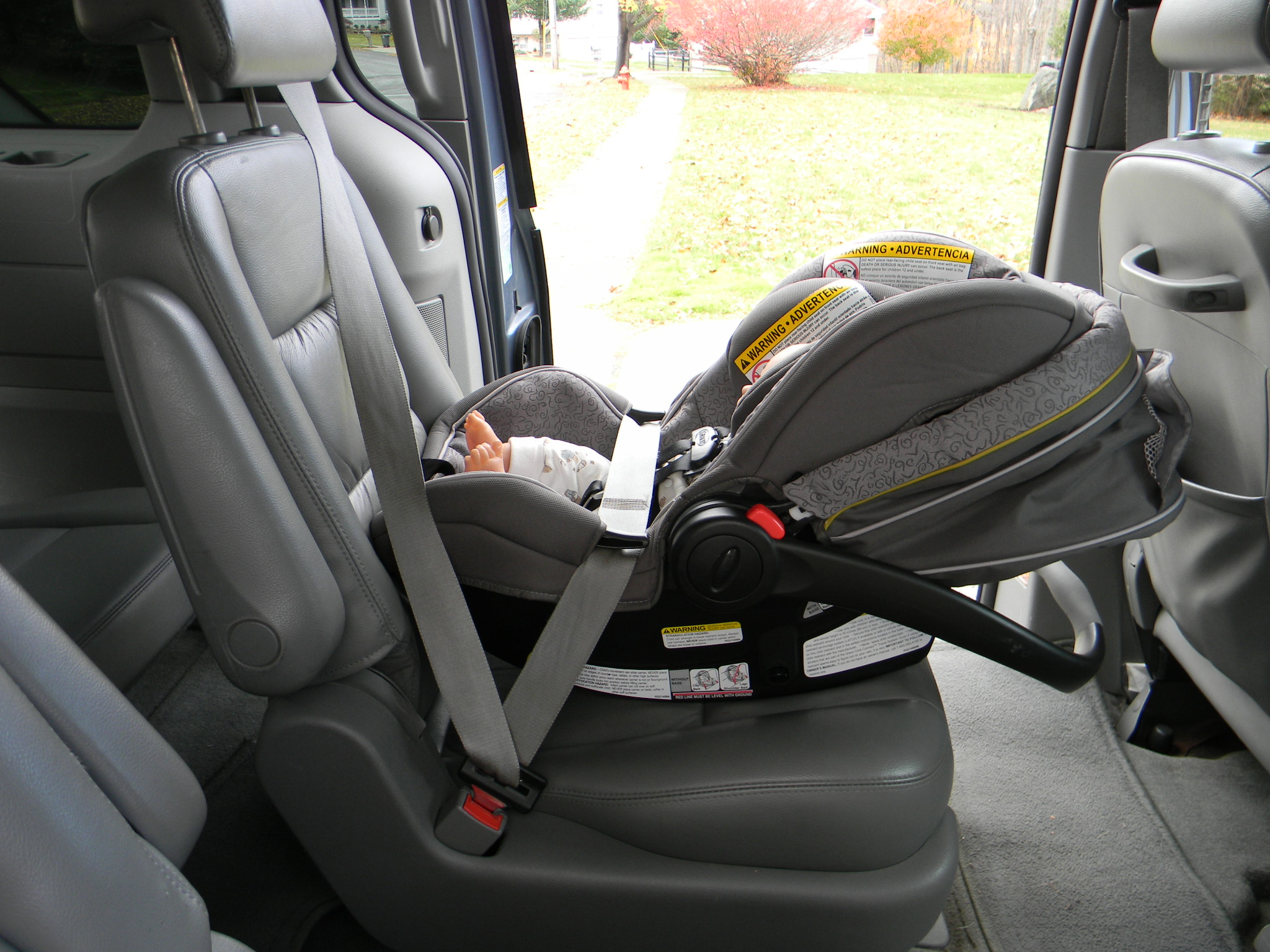 How Long Do You Use A Car Seat Canopy For