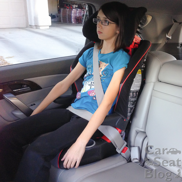 Harness Car Seat For  Year Old
