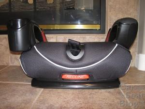 Nautilus backless recline 2