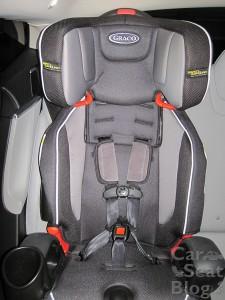 Nautilus in Tesla front