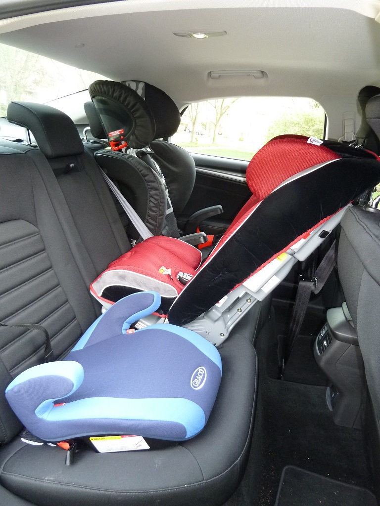 3 across installations which car seats fit in a ford escape autos post. Black Bedroom Furniture Sets. Home Design Ideas