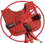 Baby  B'Air vest - NO