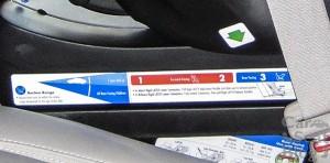 Foonf recline range