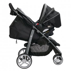 Graco Aire Click Connect  Travel System Gotham