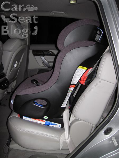 Ff Seatbelt Foonf Acura Mdx Lockoff Installation With Latch