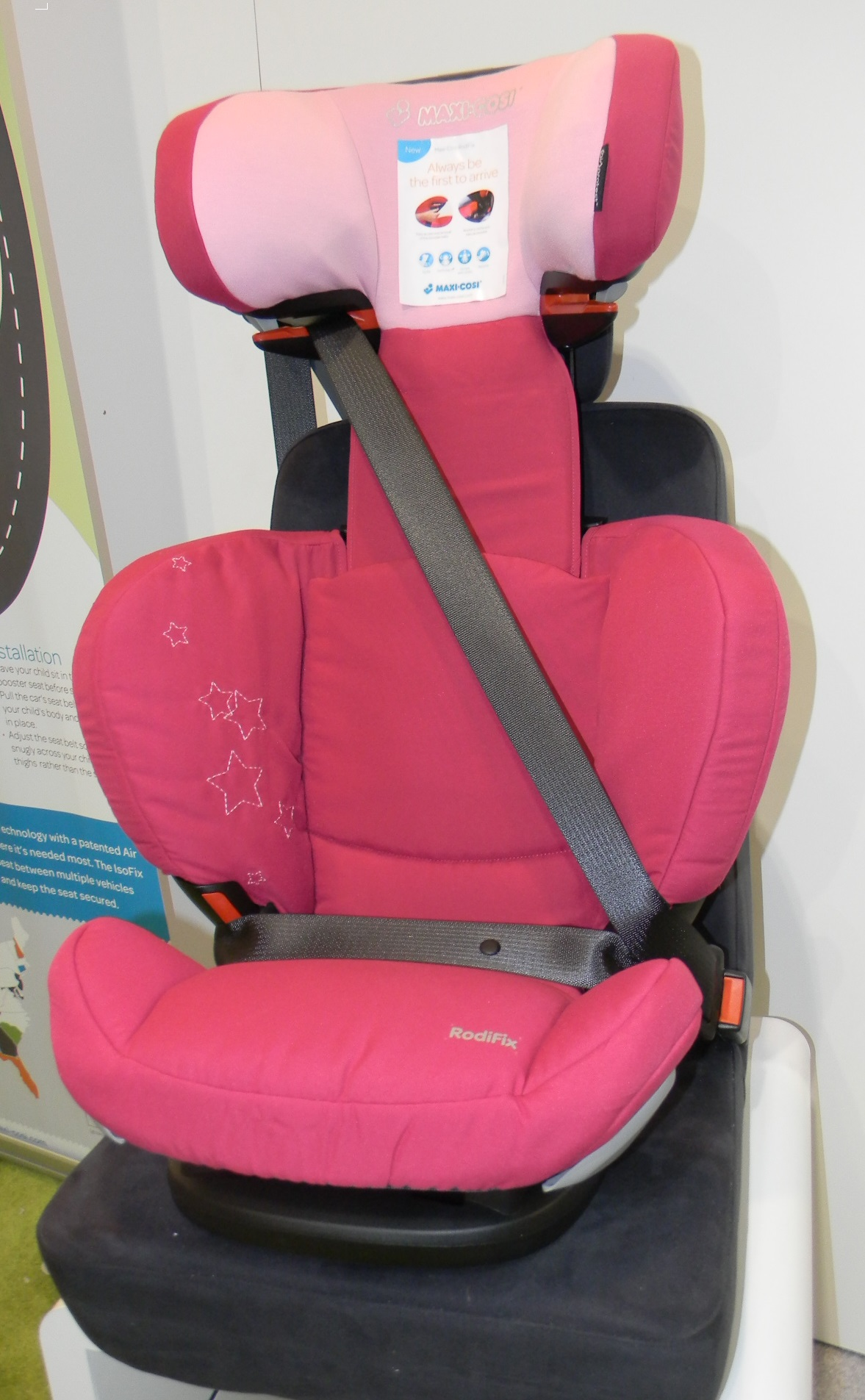 Maxi Cosi Rodifix >> CarseatBlog: The Most Trusted Source for Car Seat Reviews, Ratings, Deals & News