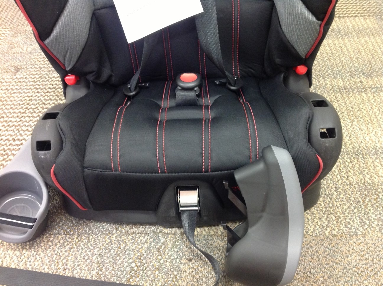Evenflo Maestro Booster Seat Manual