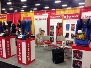 Diono booth LS 2014