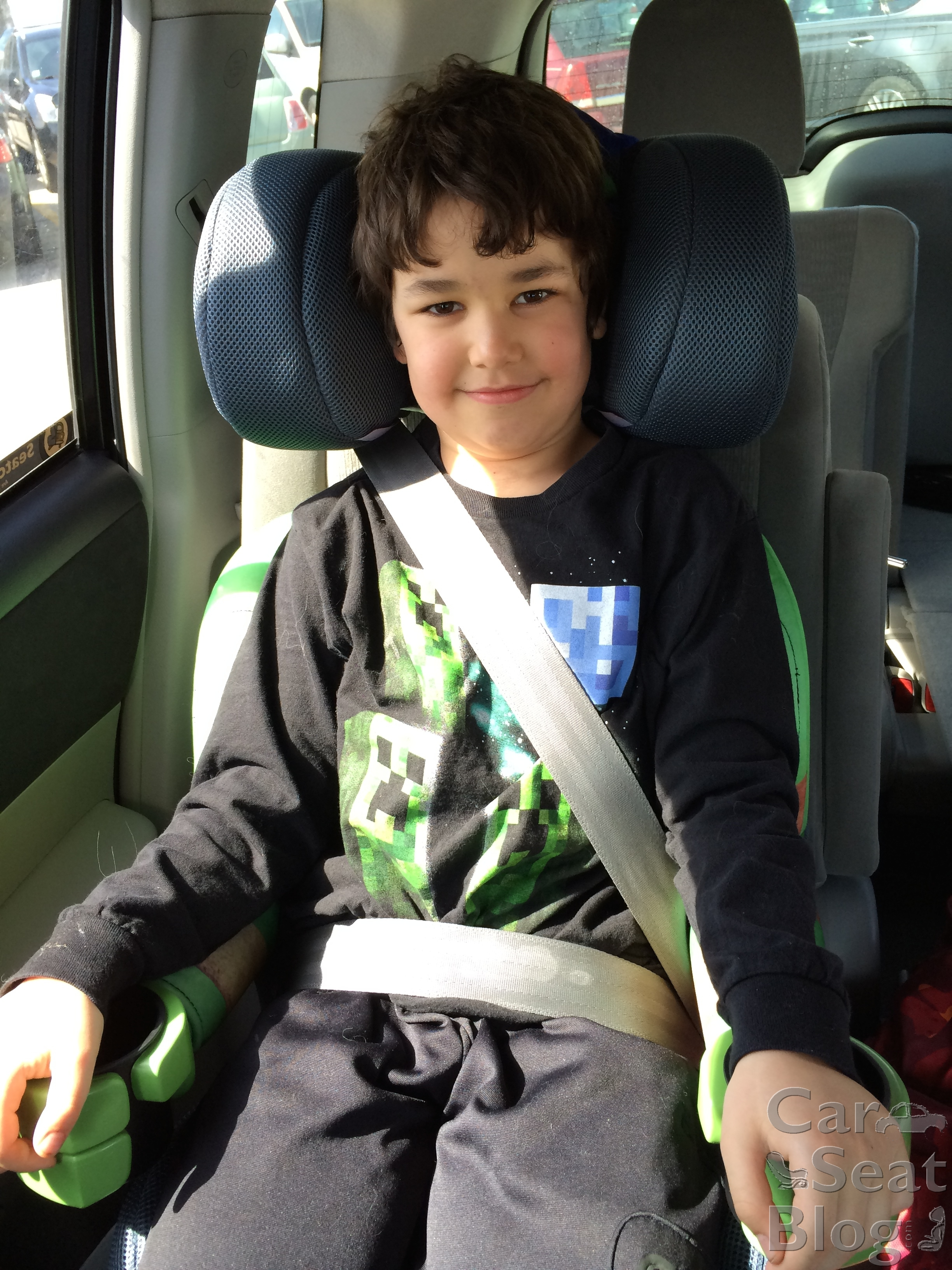 Legal Age And Height For Booster Seats