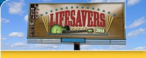 Lifesavers Nashviile billboard