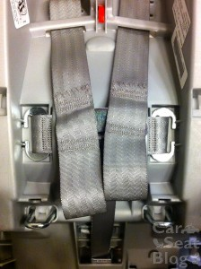 SnugRide harness loops