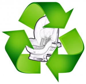 recycle carseat