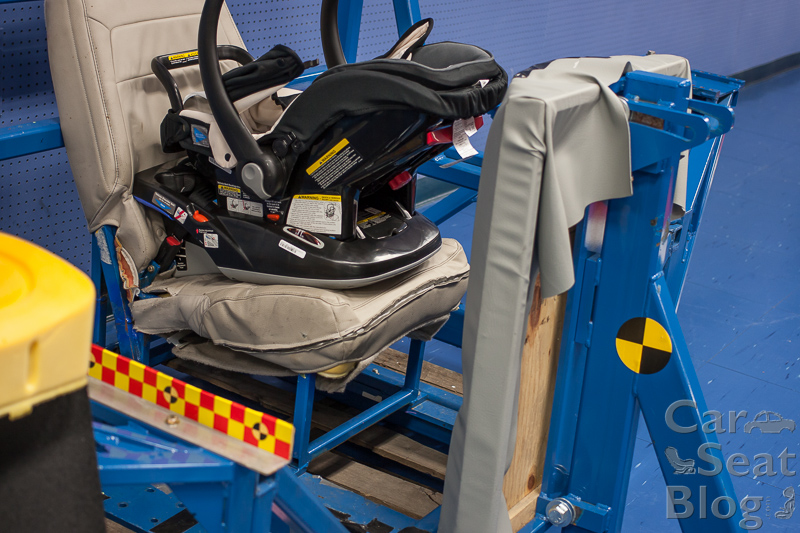 Testing Infant Car Seats At  Mph