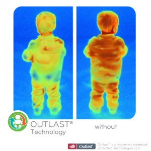 Evenflo OUTLAST thermal-image