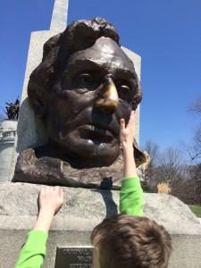 Abe's Nose