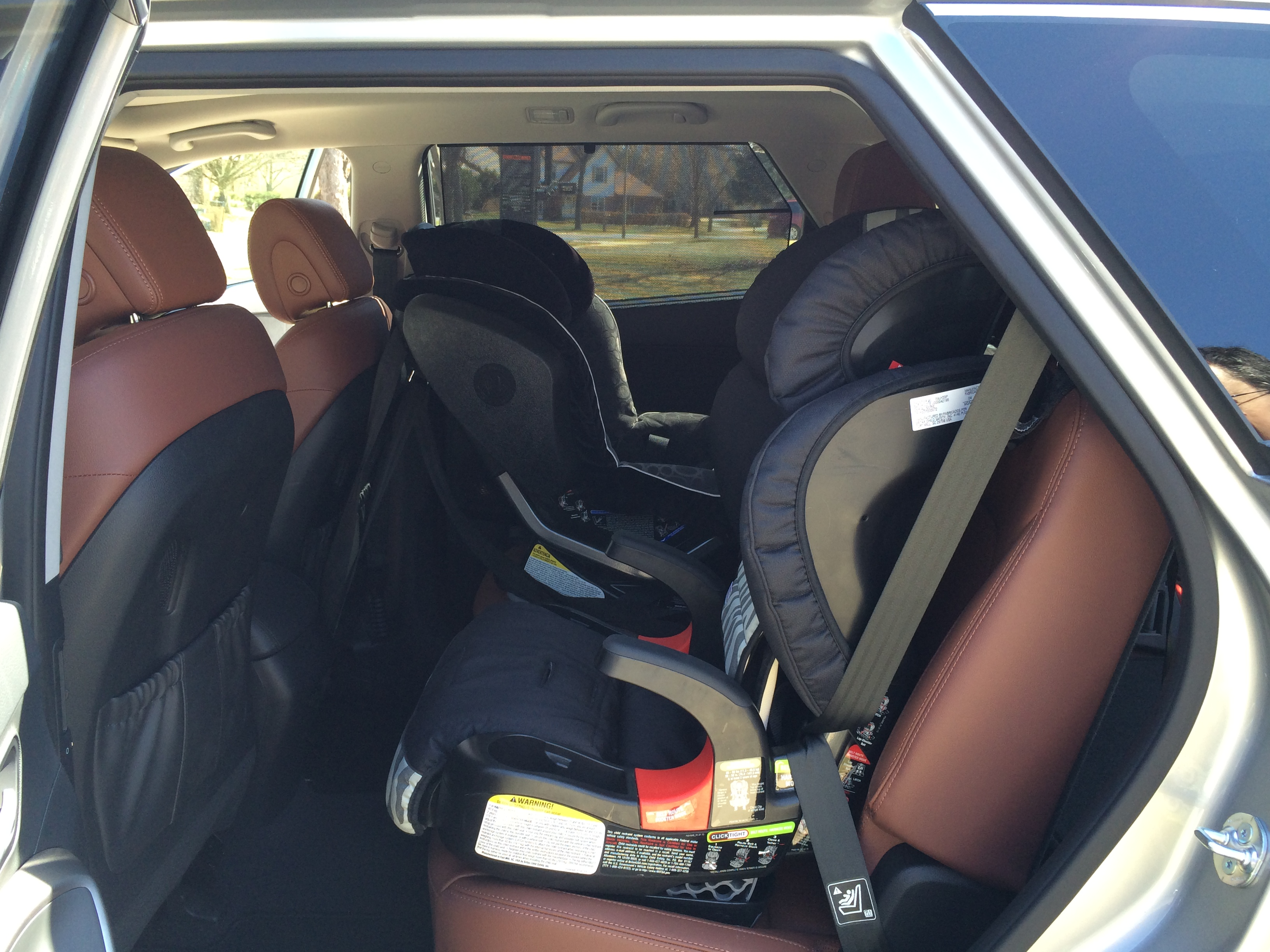 Car Seat Guide Recaro Performance Sport Combination Car Seat - I also installed a graco snugride a britax advocate and a kidsembrace ninja turtle seat they all installed quickly and easily in any allowable