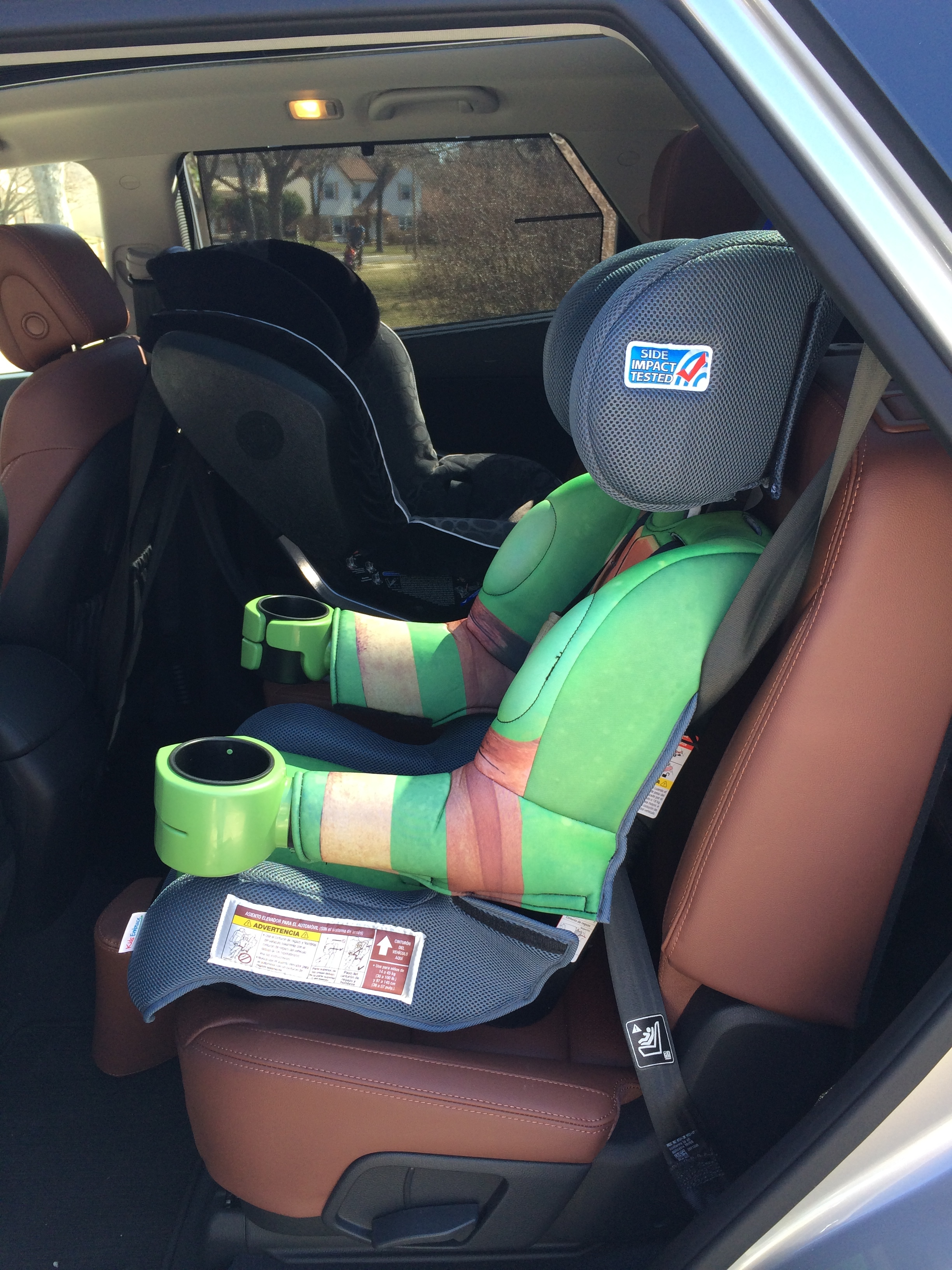 Diono Booster Car Seat ... : The Most Trusted Source for Car Seat Reviews, Ratings, Deals & News