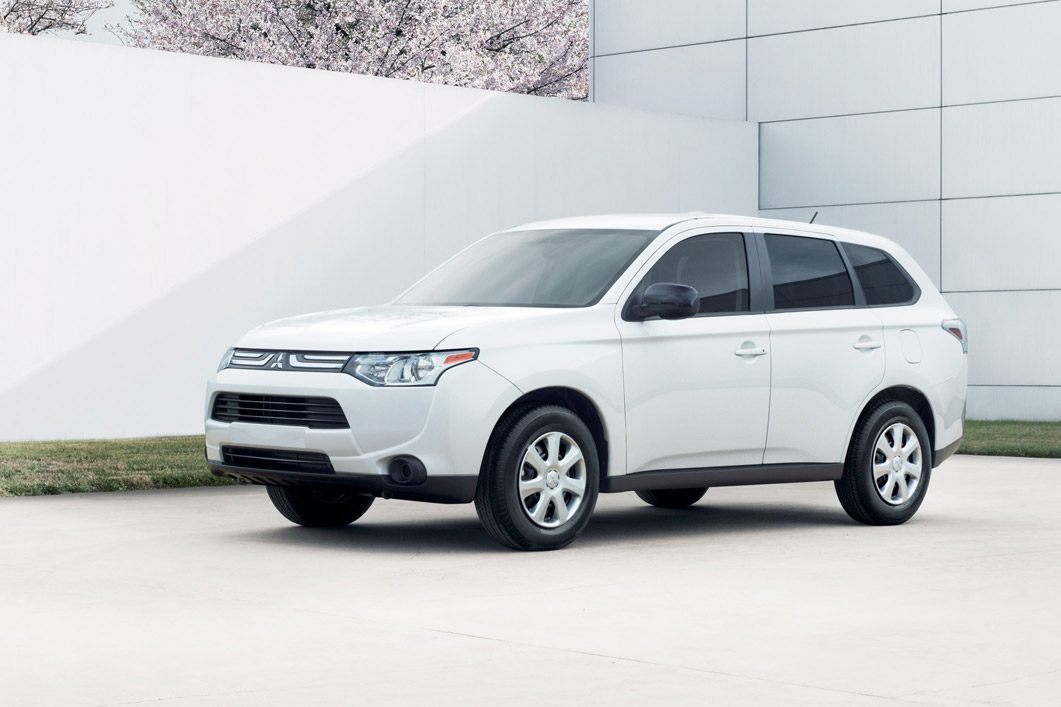 Mitsubishi Outlander 2014 Price at a reasonable price